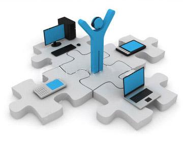 обслуживание сетей, компьютеров